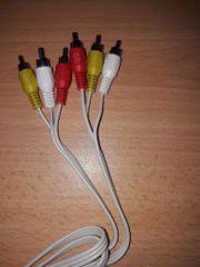 Audio Video Kabel 1 5