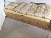 Sehr schönes gut erhaltenes Bett