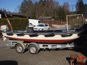 Motorboot Angelboot Stahlnachen Schottelnachen 6