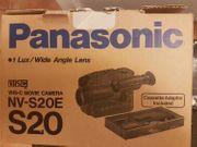 Panasonic VHS Videokamera Model Nr