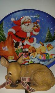 Teller Weihnachten