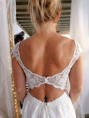 atemberaubendes Brautkleid