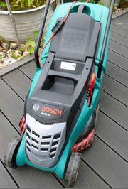 Top Bosch-Elektrorasenmäher