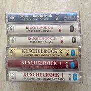 Musik-Casetten Kuschelrock
