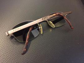 Sonnenbrille von Fossil: Kleinanzeigen aus Mannheim Rheinau - Rubrik Schmuck, Brillen, Edelmetalle