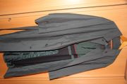 BUGATTI Trenchcoat dunkelgrün Größe 28