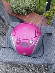 MP 3 Player von Grundig