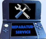 Reparatur von Nintendo Handhelds DS