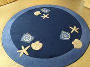 gut erhaltener Teppich