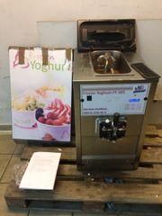 Softeismaschine Eismaschine Frozen Yogurt Typ