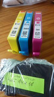 Druckerpatronen HP 364 für HP