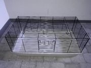 Hasenstall kleintiergehege Käfig