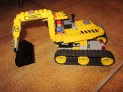 7248 Lego City - Raupenbagger Bagger