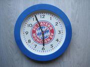 FC Bayern München Wanduhr