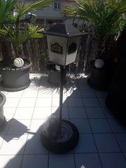 Einzelstück Pfungstädter Lampe mit Farbwechsel