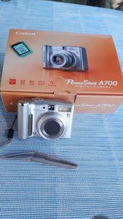 Canon PowerShot 700 AiAF
