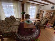 Retro Couch Garnitur
