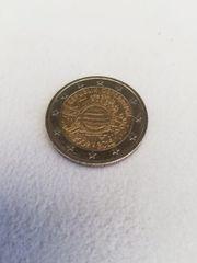 MÜNZE Euro 2 -- DEUTSCHLAND