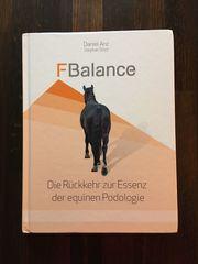 Hufbearbeitung nach F-Balance Buch in