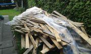 Holz getrocknet