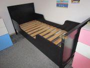 Ikea Kinderbett - 1 60m - schwarz