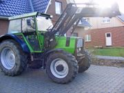 Schlepper Deutz DX 86 Frontlader