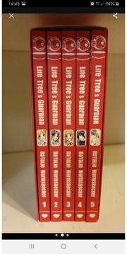 Manga Life Trees Guardian 1-5