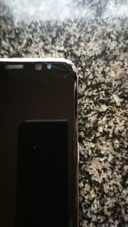 Samsung Galaxy S8 kleiner Displayschaden