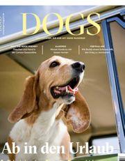 DOGS Zeitschriften mehrere Jahrgänge