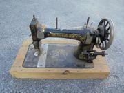 Alte Nähmaschinen für Selbstabholer