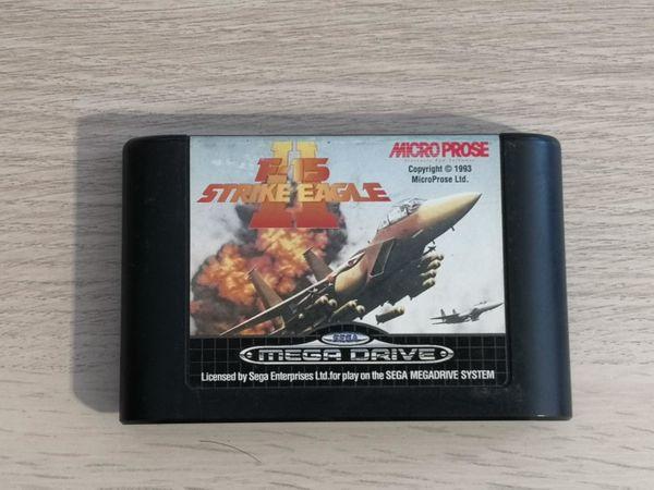 Sega Mega Drive Spiel F-15