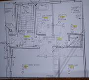 3 Zimmerwohnung 70 m2 Balkon