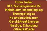 KFZ Zulassungsservice RZ