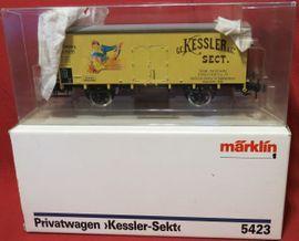 Modelleisenbahnen - Märklin Spur 1 Güterwaggon mit