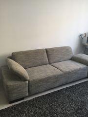 2 hochwertige Couch- Sofas Top