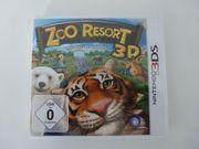 Zoo Resort 3D für Nintendo