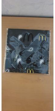Mc Donald s Bandana schwarz