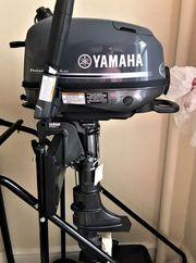 Yamaha Außenbordmotor 4 PS 4-Takt