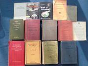 Antiquarische Fachbücher Chemie Physik