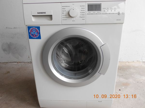 Waschmaschine SIEMENS 1400 U min