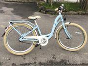 Puky Mädchen Fahrrad 24 Zoll
