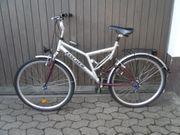 21-Gang FISCHER Mountainbike