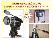 Set COSINA Super 8 prof