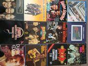 Langspielplatten von 1967-1972 aus Nachlass