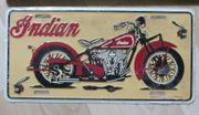 Indian Motorcycle Schild 1934 Chief