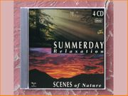 4 CD Set Summerday Relaxation -