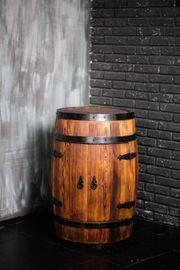 Weinfass Barfass Minibar Hausbar