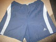 adidas sport-schwimm-short gr 164 blau