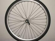 28er Laufradsatz Shimano Deore LX