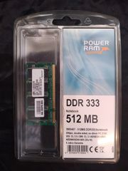 512 MB DDR RAM PC-2700S